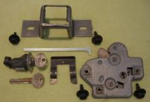 1967 - 1970 Ford Mustang Trunk Latch Kit
